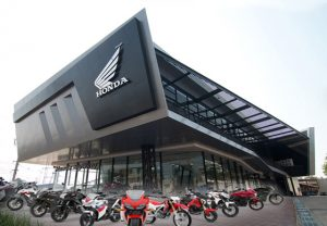 List of Honda Authorized Bike Showrooms or Dealers in Bangalore